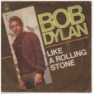 "Bob Dylan – ""Like a Rolling Stone"""