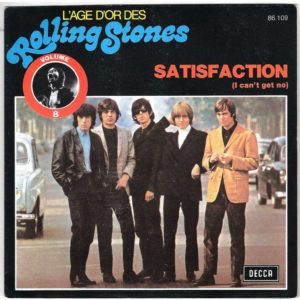 "The Rolling Stones - ""(I Can't Get No) Satisfaction"""