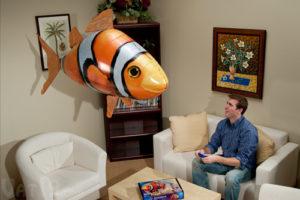Távirányítású hal