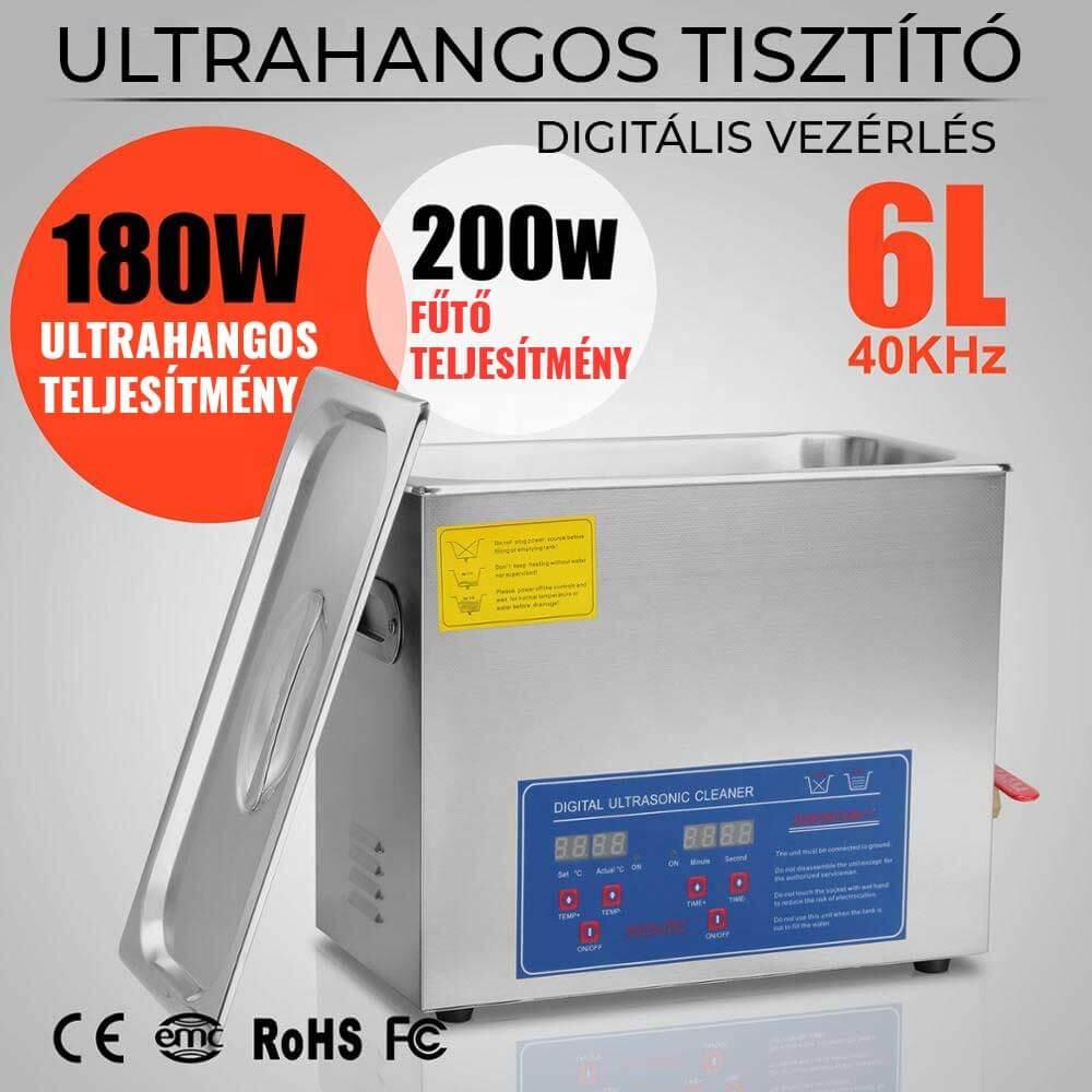 legjobb ultrahangos tisztító