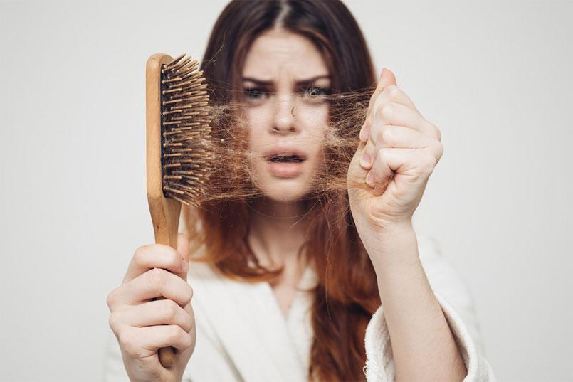 1. kép - Miért hullik a hajam?