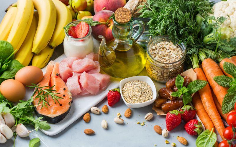 2. kép - a 90 napos diéta alatt sok minden fogyasztható, de csak keretek között