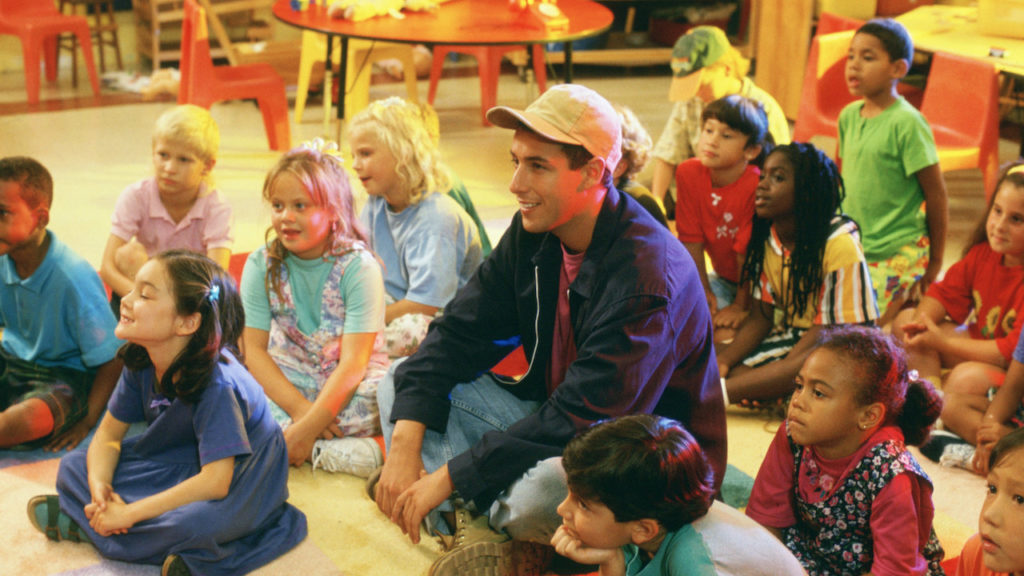 2. kép -  Billy Madison – a dilidiák (1995)