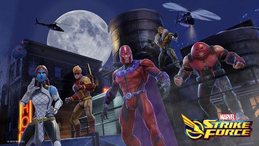 1. kép - A legjobb Android játékok 2020 - Marvel Strike Force