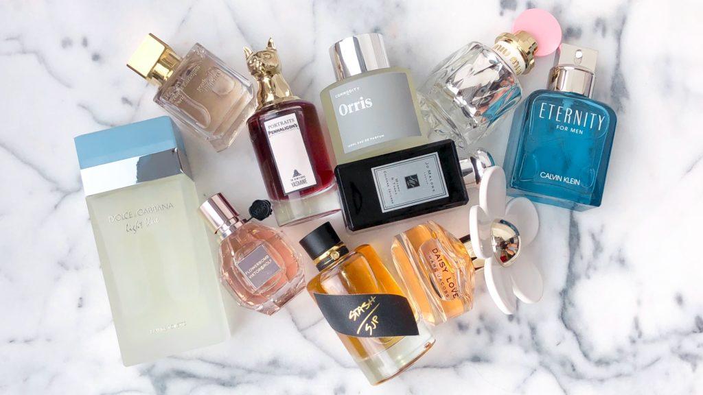 Legjobb illatú női parfüm