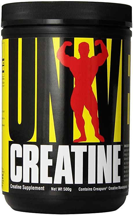 1. kép - A legjobb kreatin 2020-as lista 2. helyezettje: Universal Nutrition Creatine