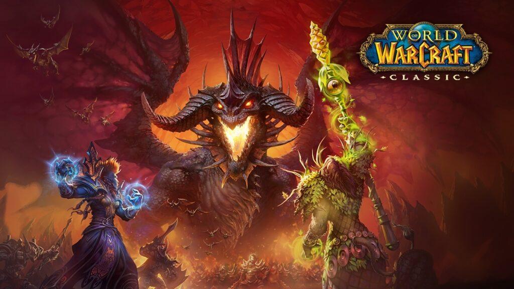 1. kép - A legjobb MMORPG-k 2020 lista kiemelkedő szereplője: World of Warcraft