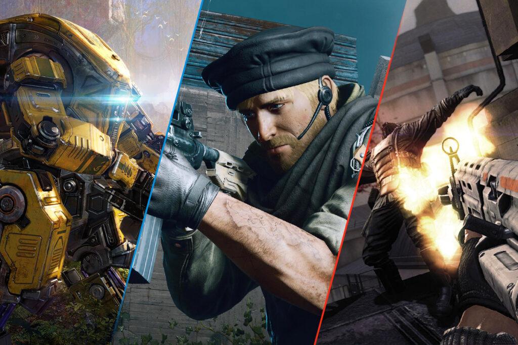 Legjobb lövöldözős játékok PC-re 2020