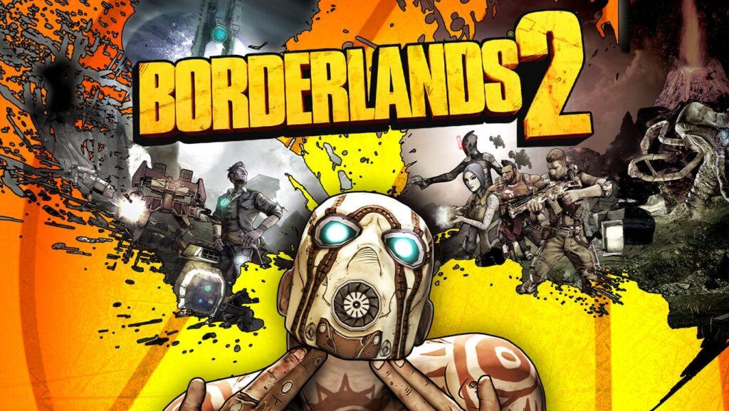 1. kép - a legjobb lövöldözős játékok PC-re 2020-as lista jelöltje: Borderlands 2
