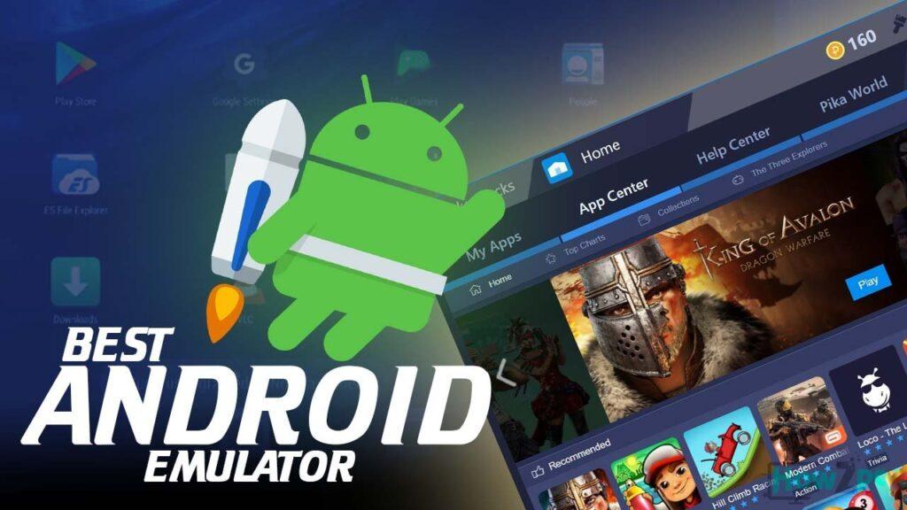 Legjobb Android emulátor 2020