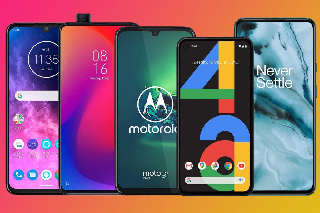 Legjobb középkategóriás telefonok 2021